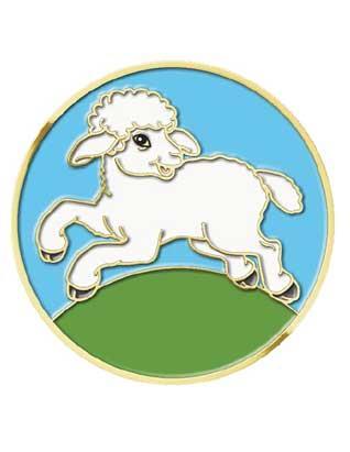 Little Lamb Pin