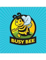 Adventurer Busy Bee Wall Banner