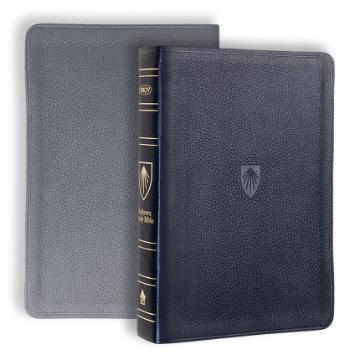 Andrews Study Bible-Premium Fine Blk