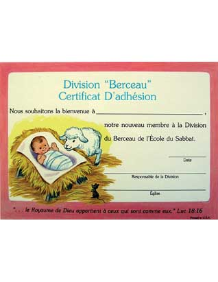 Beginner Enrollment Certificate (French) (10)
