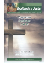 Lifting Up Jesus - Bible Study (Spanish)