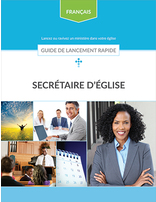 Church Clerk Quick Start Guide (French)