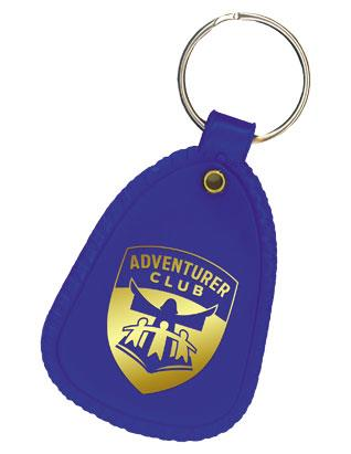 Adventurer Key Tag