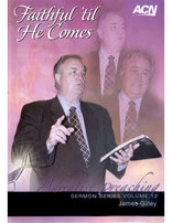 Faithful 'til He Comes DVD