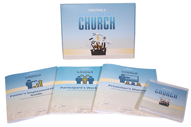 Mission-Driven Church Kit-Spanish