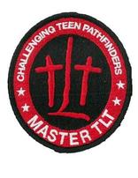 Teen Leadership Training (TLT) Master Patch