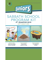 Growing Together SS Curriculum Junior Teaching Kit 4th Qtr 2019