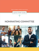 Nominating Committee -- Quick Start Guide