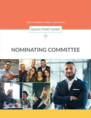 Nominating Committee Quick Start Guide