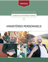 Personal Ministries Quick Start Guide (French)