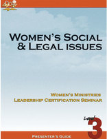Women's Social and Legal Issues