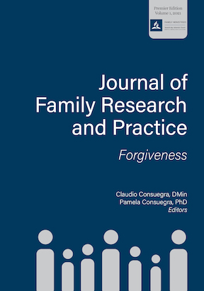 Journal of Family Research and Practice - Forgiveness