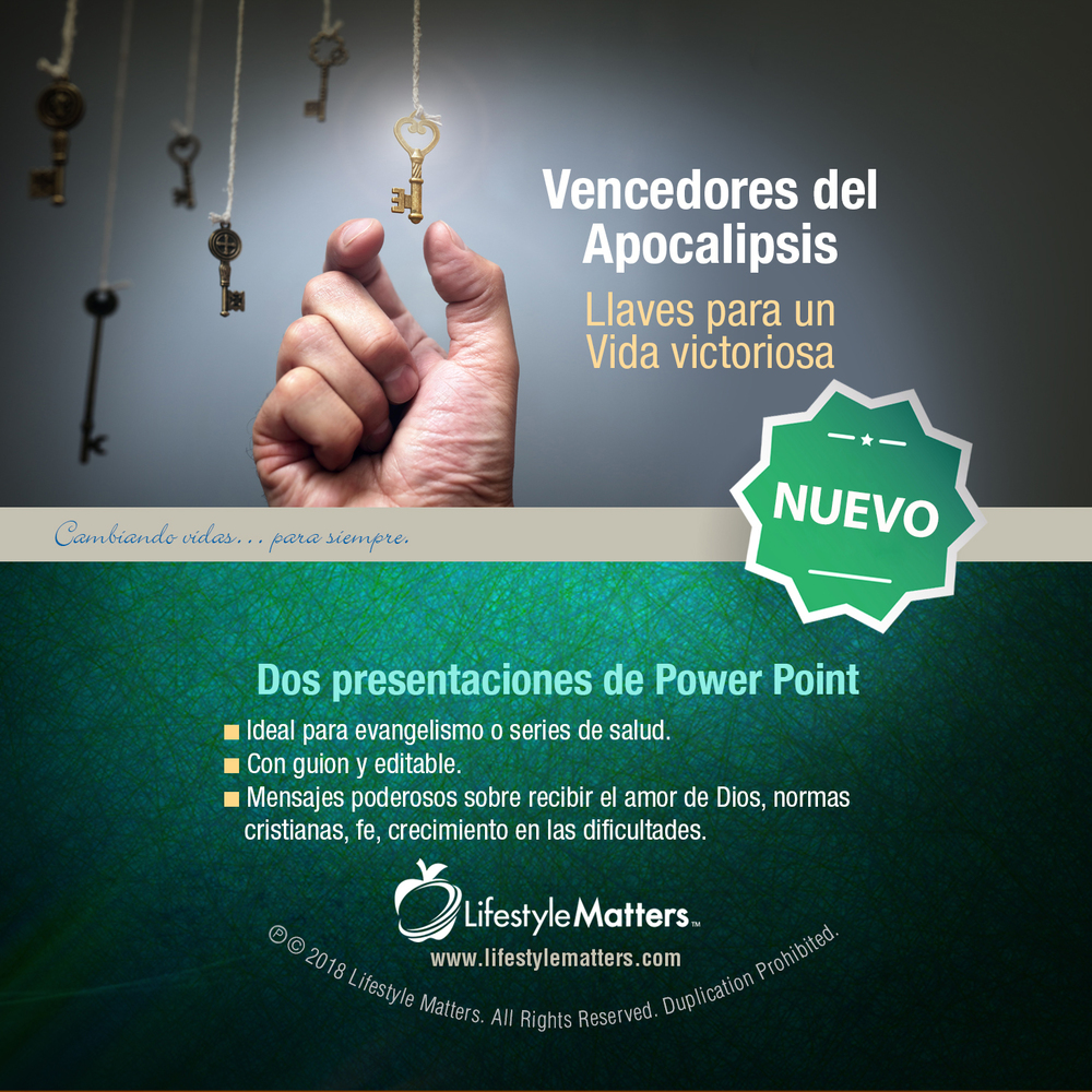 Revelation's Overcomers: Victorious Living - PPT Download (Spanish)