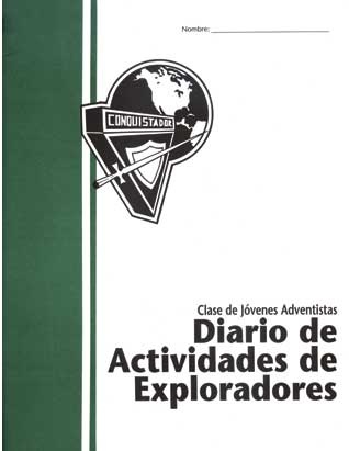 Explorer Activity Diary (Spanish)
