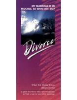 My Marriage is in Trouble, So What Do I Do? (Divorce Brochure) OUT OF PRINT