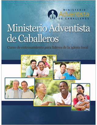 Adventist Men's Ministries: A Training Program for Local Churches  Book and USB (Spanish)
