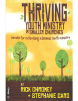 Thriving Youth Ministry in Smaller Churches