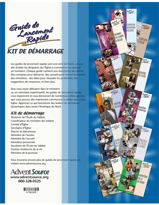 Quick Start Guide Starter Kit (French)