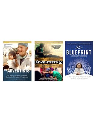 The Adventists 3 DVD Set - Spanish