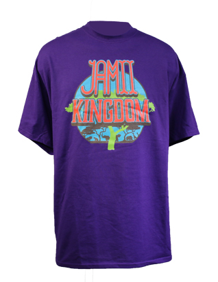 Jamii Kingdom Staff T-Shirt