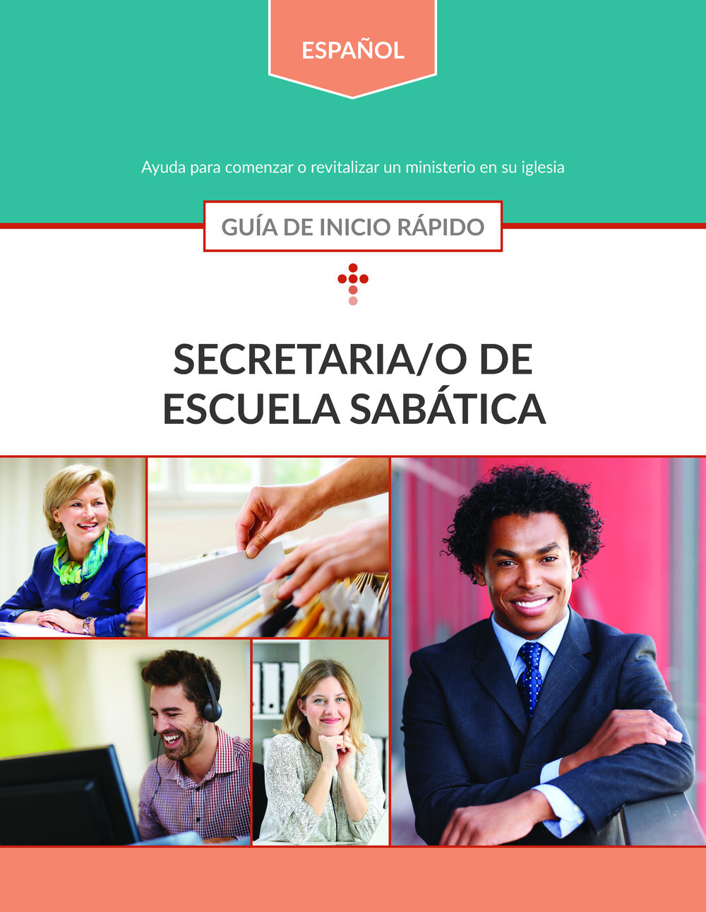 Sabbath School Secretary (Spanish) -- Quick Start Guide