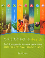 CREATION Health Seminar Personal Study Guide