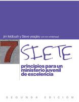 7 principios para un ministerio juvenil de excelencia