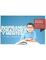 CognitiveGenesis Brochure: Moving Hearts and Minds Upward (Spanish)