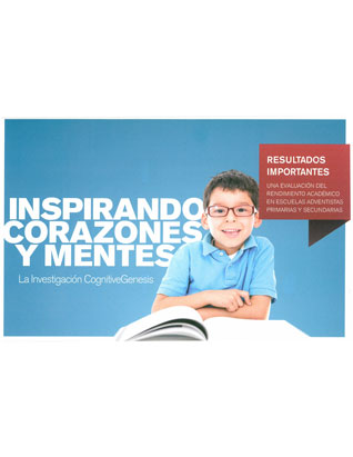 Folleto Génesis Cognitivo: Inspirando Corazones y Mentes