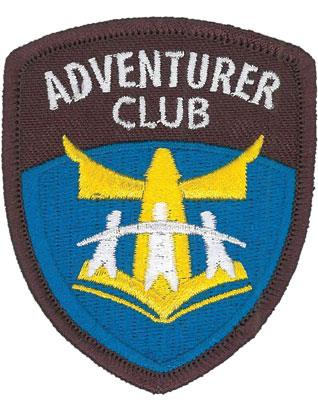 Adventurer Uniform Patch