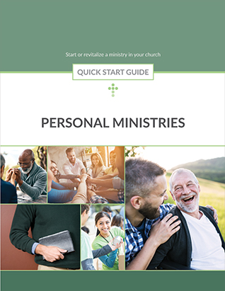 Personal Ministries -- Quick Start Guide