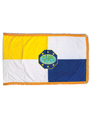 Master Guide Indoor Flag - 3'x5'