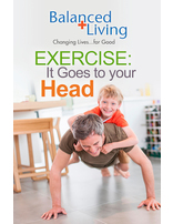 Exercise: Balanced Living Tract (Pack of 25)