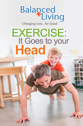 Exercise: It Goes to your Head - Balanced Living Tract (Pack of 25)