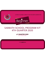 Growing Together Beginner Teaching Kit - 4th Quarter