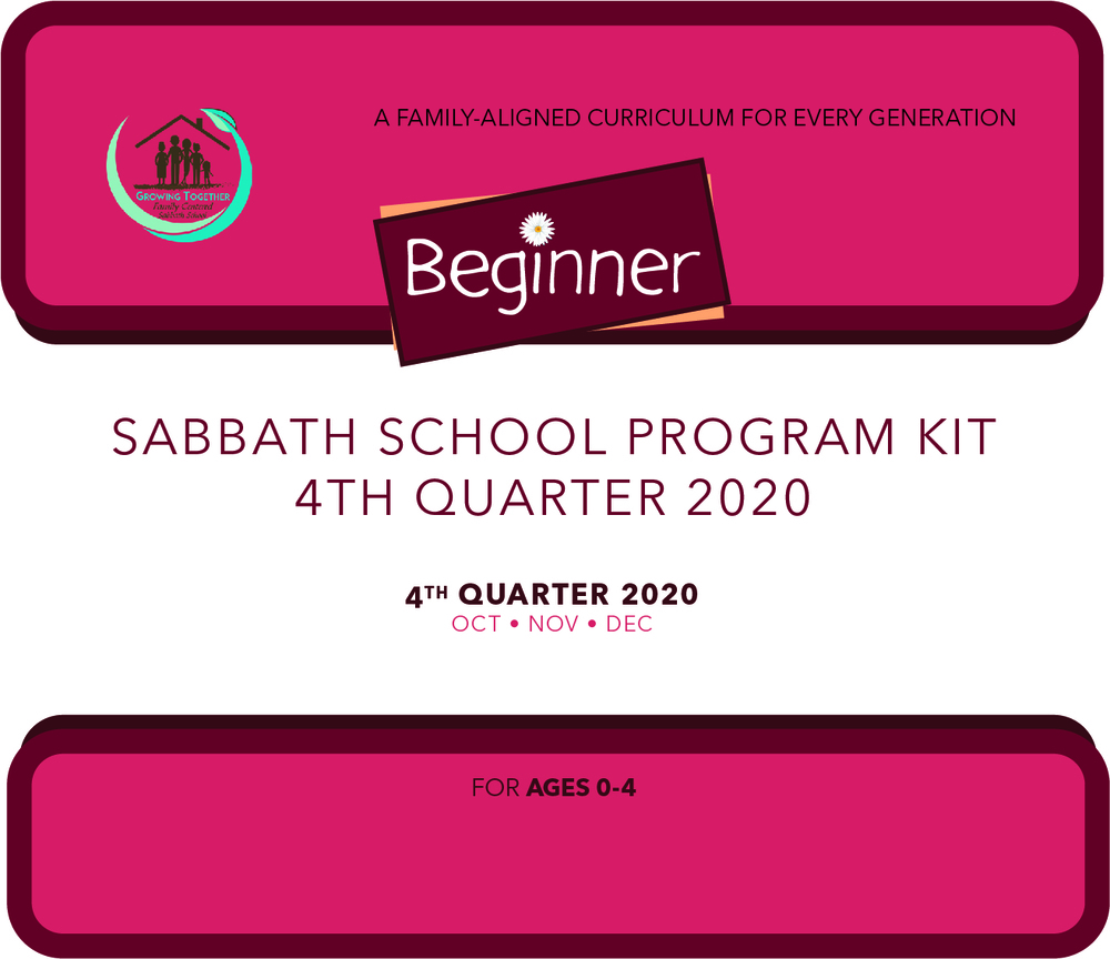Growing Together Beginner Teaching Kit - 4th Quarter