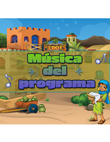VBS 20 Music DVD/CD Spanish