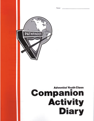 Companion Activity Diary