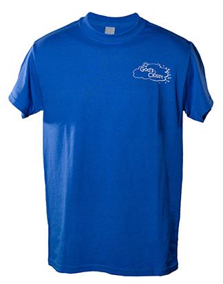 God's Closet T-Shirt