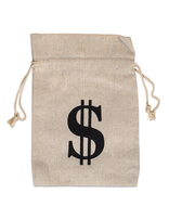 Canvas Money Bag