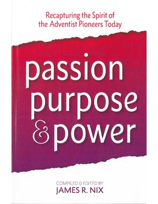 Passion, Purpose and Power