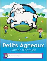 Little Lamb Activity Book (French)