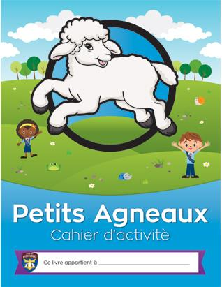 Little Lamb Activity Book - French