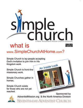 Simple Church DVD