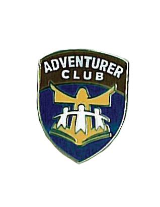 Adventurer Uniform Pin