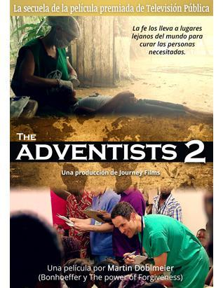 Los Adventistas 2 - Película/Documental DVD