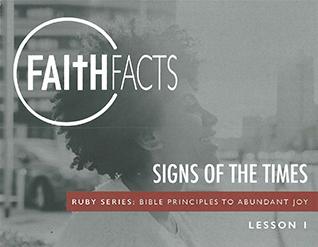 FaithFacts Bible Lessons - Ruby Series: Bible Principles to Abundant Joy