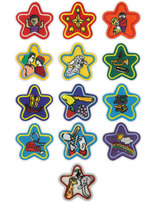 Little Lamb Stars (set of 13)