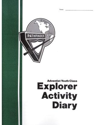 Explorer Activity Diary