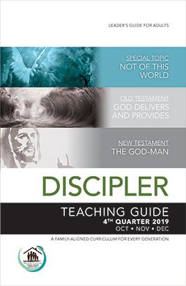 GTC Discipler Teachers 4th Qtr 19